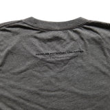 "PPU Peoples Potential Unlimited ""Underground Infrastructure"" DIAMOND Logo T-Shirt - GRAY"