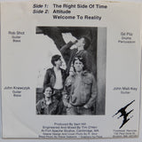 "SAM HILL ""Right Side Of Time"" PRIVATE NEW WAVE AOR SYNTH 7"""