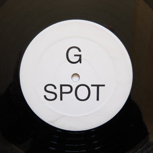 "GERALD LEVERT ""G Spot"" GANGSTA RAP HIP-HOP R&B TEST PRESS WHITE LABEL 12"""