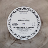 "BENNY GOLSON ""Dancin' To The Music"" PROMO 70s DISCO FUNK REISSUE 12"" SMOKE COLOR VINYL"