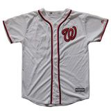 Bryce Harper ~ Washington Nationals #34 ~ Rare Vintage DC MLB Baseball Jersey (Youth XL)