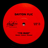 "DAYTON FLIC ""Livin For Your Love"" BEAT ELECTRIC PPU SYNTH BOOGIE FUNK 12"""