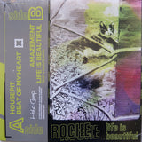 "ROCHE ""Life Is Beautiful"" HOBO CAMP SYNTH BOOGIE FUNK HOUSE LIMITED EDITION 12"""
