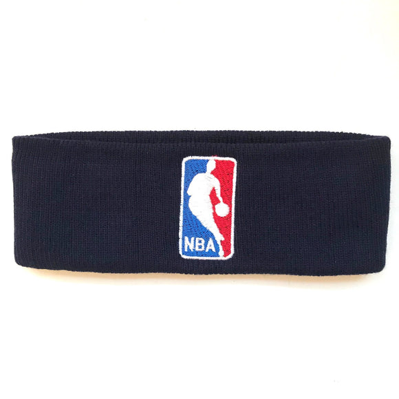Nba Basketball Headband - Navy