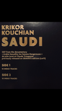 "KRIKOR ""Saudi OST"" LIES COSMIC SYNTH WAVE SOUNDTRACK LP"