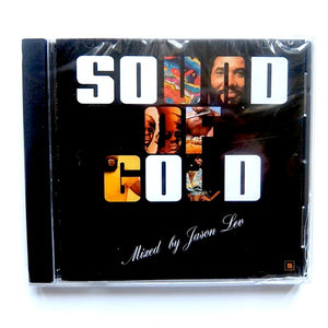 "JASON LEV ""Sound Of Gold 5"" SPIRITUAL JAZZ MODERN SOUL DISCO BOOGIE PROMO CD"
