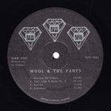 "WOOL & THE PANTS ""Wool In The Pool"" PPU-091 PSYCH SYNTH SOUL BOOGIE FUNK LP"