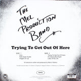 "MEL PRODUCTION BAND ""Trying To Get Out Of Here"" BOOGIE DISCO FUNK REISSUE LP"
