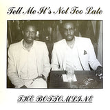 "THE BOTTOM LINE ""Tell Me It's Not Too Late"" UNRELEASED MODERN SOUL SYNTH BOOGIE 7"""
