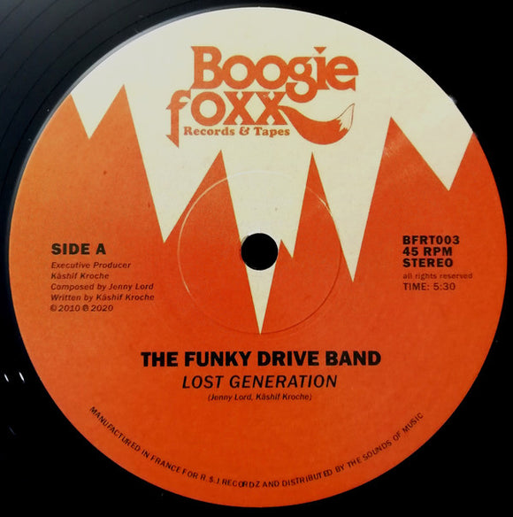 The Funky Drive Band