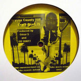 "Omar S & OB Ignitt ""Wayne County Hill Cop's (Part 2)"" FXHE DEEP HOUSE DETROIT TECHNO 12"""