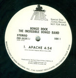 "The Incredible Bongo Band ""Apache / Bongo Rock / Let There Be Drums"" RARE COSMIC DISCO REISSUE 12"""
