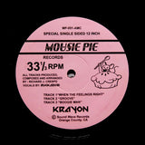 "KRAYON ""Boogie Man"" PRIVATE PRESS MOUSIE PIE BOOGIE FUNK 12"""
