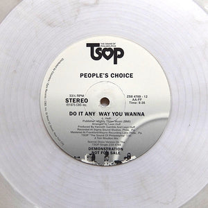 "PEOPLES CHOICE ""Do It Any Way You Wanna"" RARE DISCO FUNK REISSUE 12"""