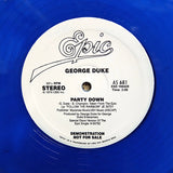 "GEORGE DUKE ""Party Down"" PROMO DISCO BOOGIE FUNK REISSUE 12"""