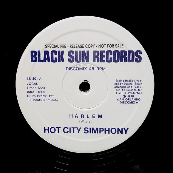 Hot City Simphony