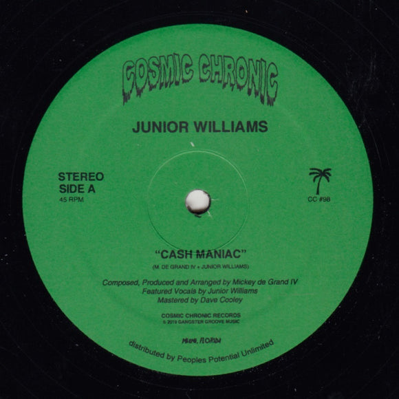 JUNIOR WILLIAMS