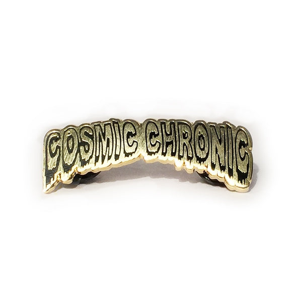 COSMIC CHRONIC Lapel Pin