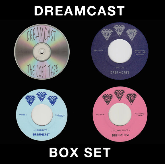 DREAMCAST VINYL BOX SET from PPU