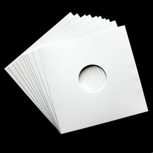 "12"" Euro Record Jacket / Die-Cut Sleeves 10-Pack"