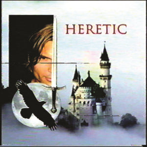 LUKE WYATT (TORN HAWK) ~ HERETIC NORTH JERSEY COMPACT DISC CD