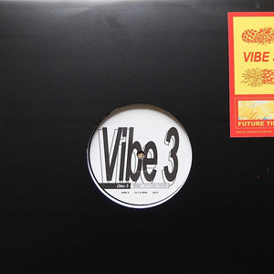 "V/A ""VIBE 3 - DISC ONE"" FUTURE TIMES FT030 COMPILATION 12"""