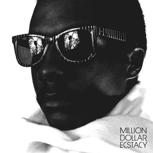 "MILLION DOLLAR ECSTACY ""s/t"" SYNTH BOOGIE FUNK REISSUE LP"