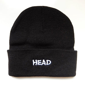 HEAD SHOPPE 1432 R KNIT WINTER HAT