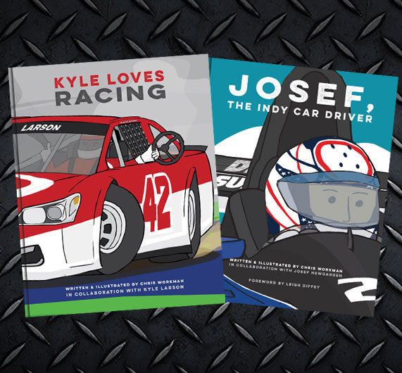 Kyle Loves Racing vs. Josef, The Indy Car Driver: What's the Difference?