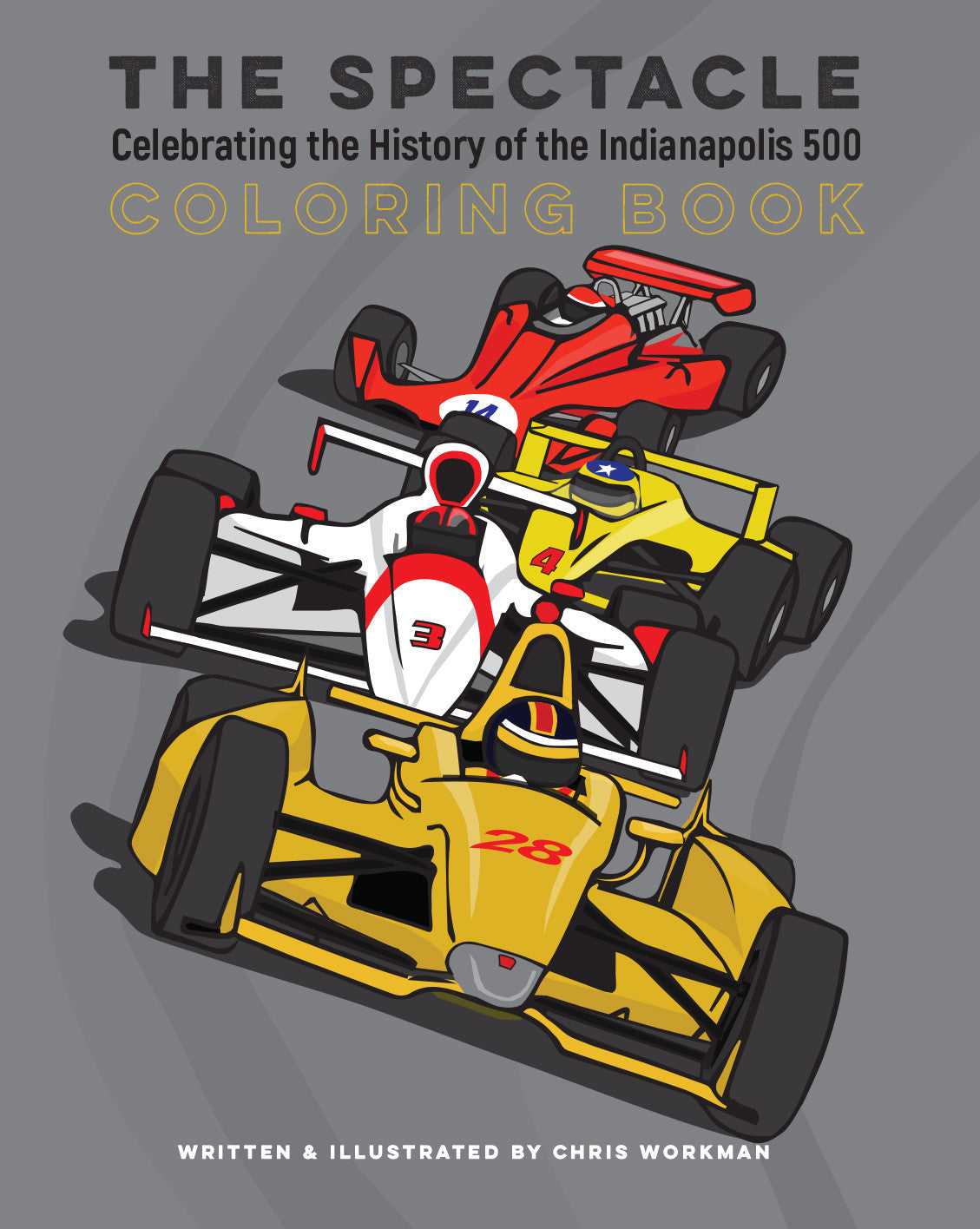 indy 500 coloring pages - photo#37