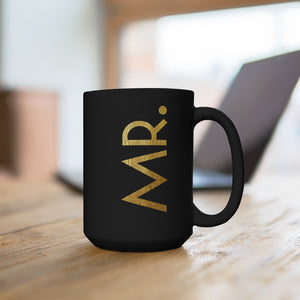 Open image in slideshow, Copy of Black Mug 15oz