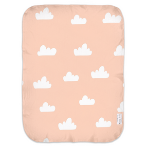 Open image in slideshow, CLOUDS #3 • SWADDLE BLANKET