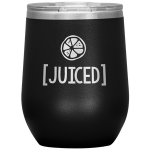 Open image in slideshow, Juiced • Wine Tumbler