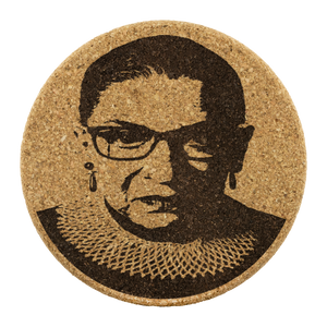 Open image in slideshow, RBG • CORK COASTERS
