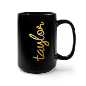 Copy of Black Mug 15oz