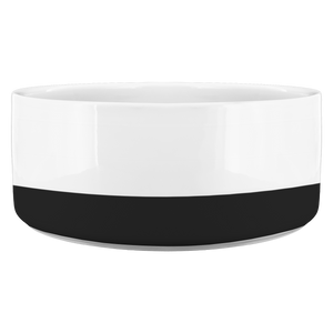 Black Stripe • Pet Bowl