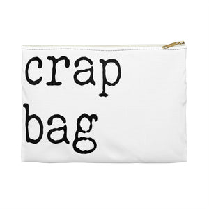 Open image in slideshow, CRAP BAG • ACCESSORY POUCH