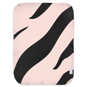 Open image in slideshow, ANIMAL PRINT #3 • SWADDLE BLANKET