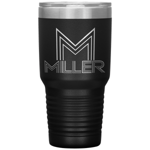 Open image in slideshow, PERSONALIZE (LAST NAME) • 30 OZ TUMBLER