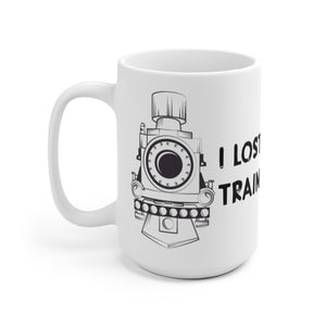 Open image in slideshow, TRAIN OF THOUGHT • MUG