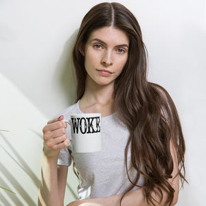 Open image in slideshow, WOKE • MUG