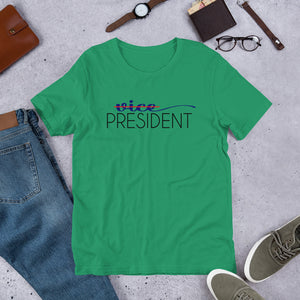 Open image in slideshow, Vice President • T-Shirt