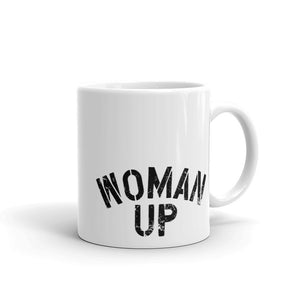 Open image in slideshow, WOMAN UP • MUG