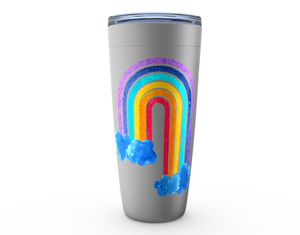 Open image in slideshow, RAINBOW • 20 OZ TUMBLER