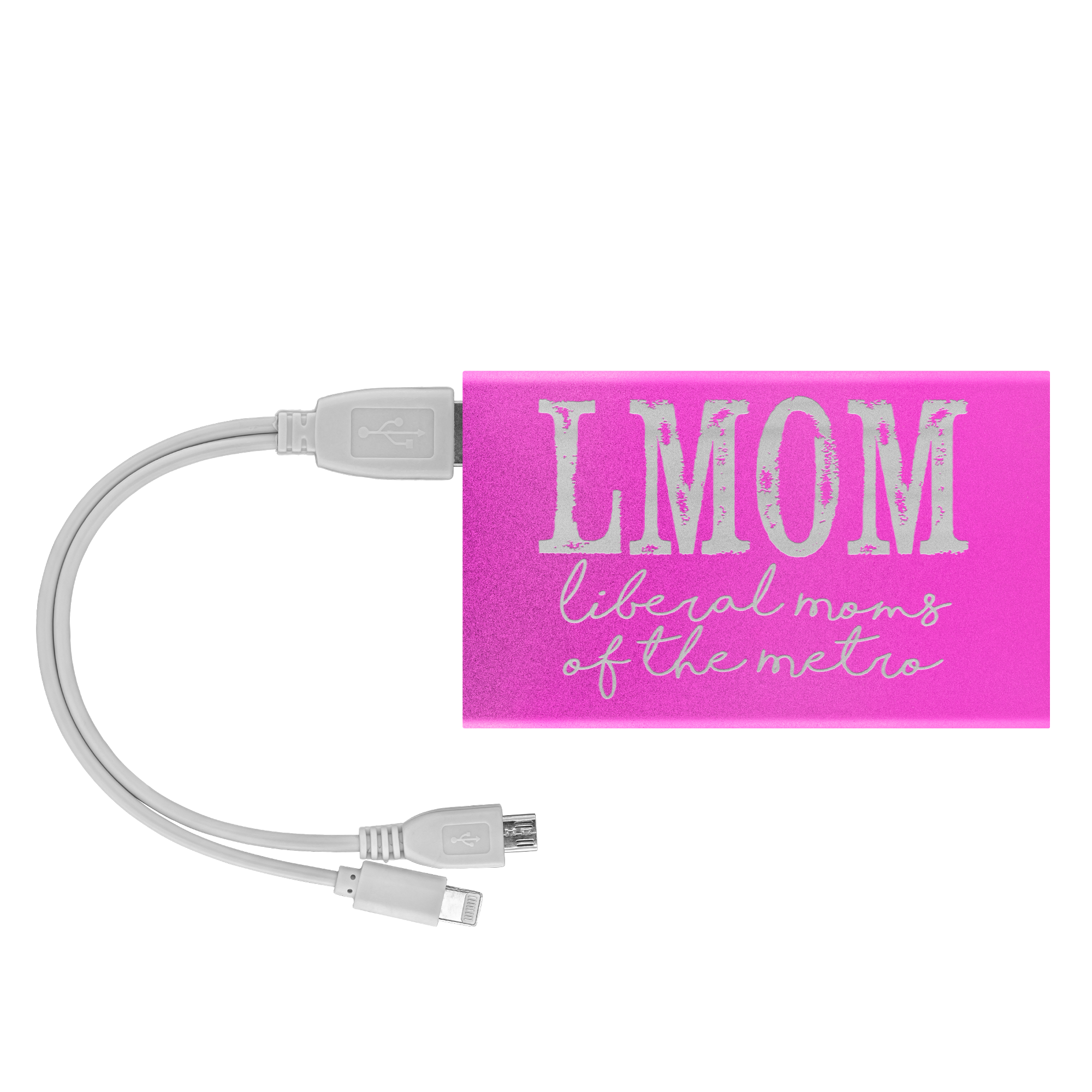 LMOM • POWER BANK