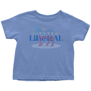 Open image in slideshow, FUTURE LIBERAL • TODDLER T-SHIRT