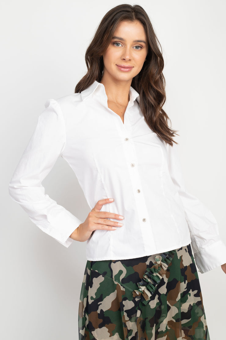 Amanda Long Sleeve Shirt