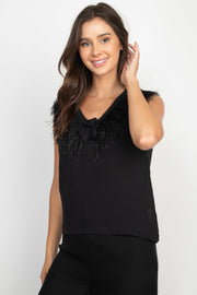 Bella Sleeveless Top