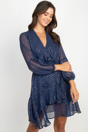 Casandra Blue Dress