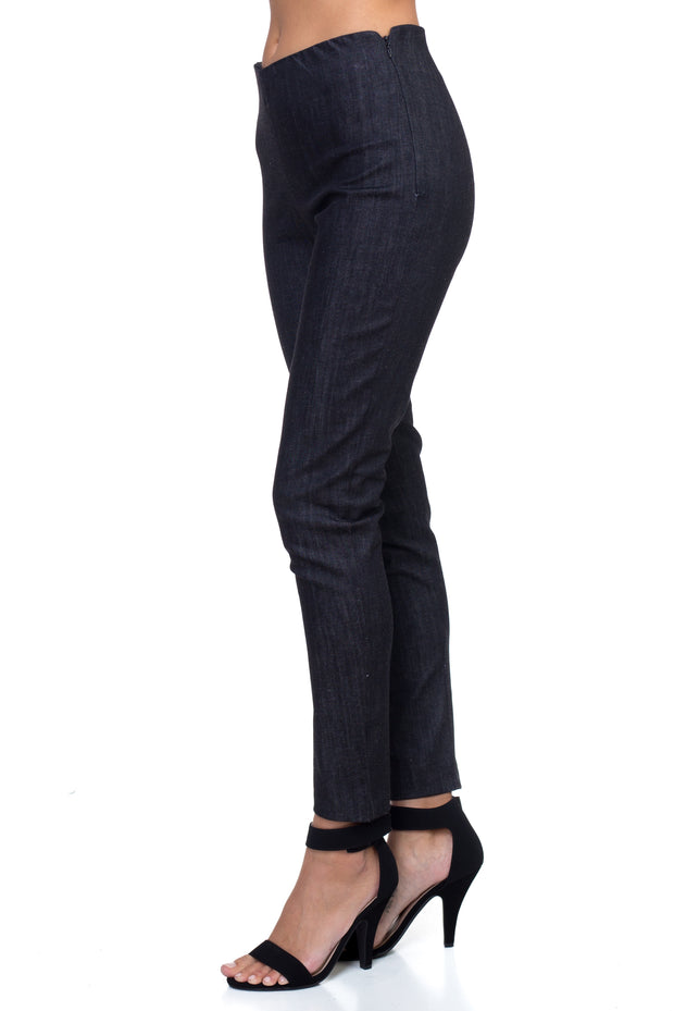 Martha Stretch Twill Denim Pants
